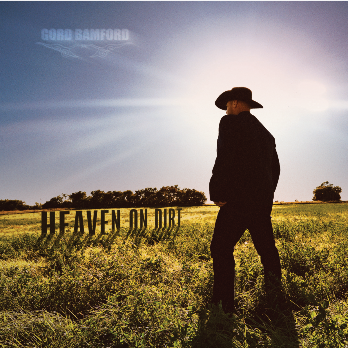 """Gord Bamford Celebrates """"Finding Authentic Happiness"""" With """"Heaven On Dirt"""" Video."""